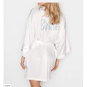 Victoria's Secret Bridal Robe